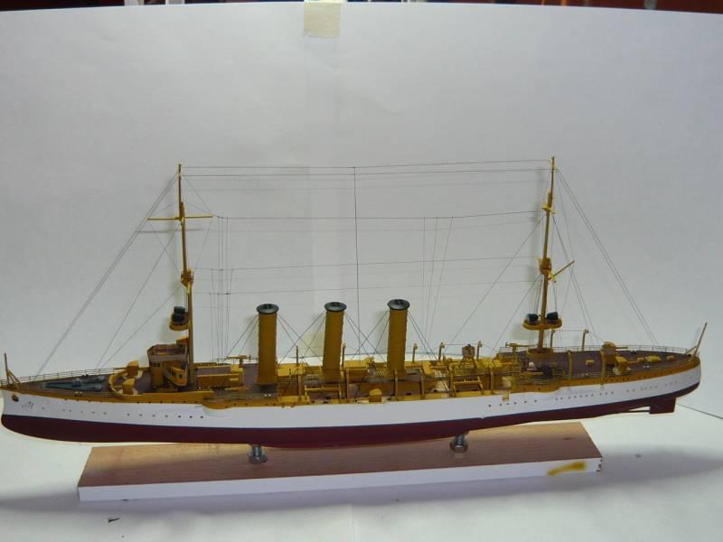 Bau der SMS Emden und Dresden - Seite 4 P1050288