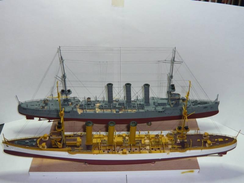 Bau der SMS Emden und Dresden - Seite 4 P1050318