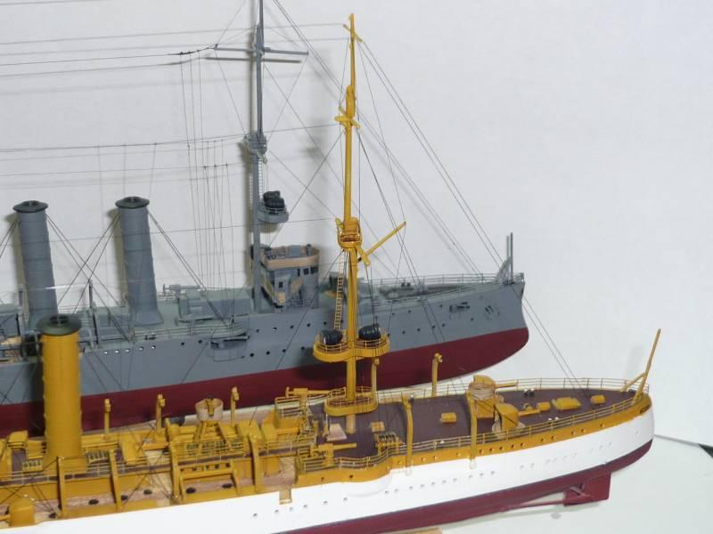Bau der SMS Emden und Dresden - Seite 4 P1050319