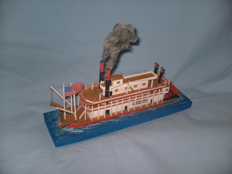 Mississippi Raddampfer von Mini Mamoli 5911