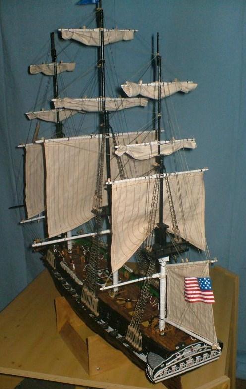 USS Constitution Eigenbau - Seite 3 Conny109
