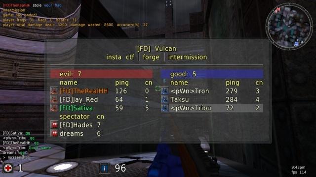 Clan Wars vs. [FD] Pwn_vs13