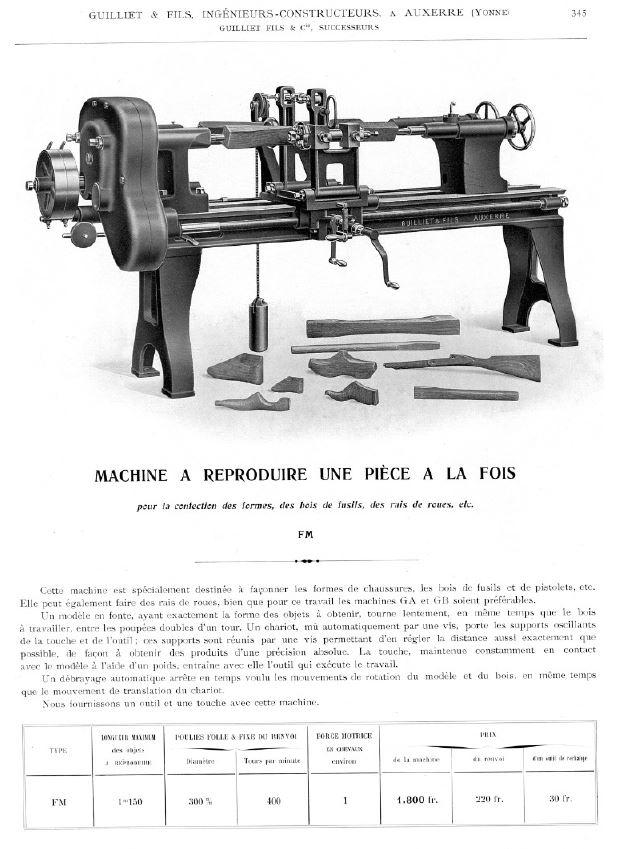 Fabrication d'une machine à copier les crosses (du moins tentative de...) Guilli10