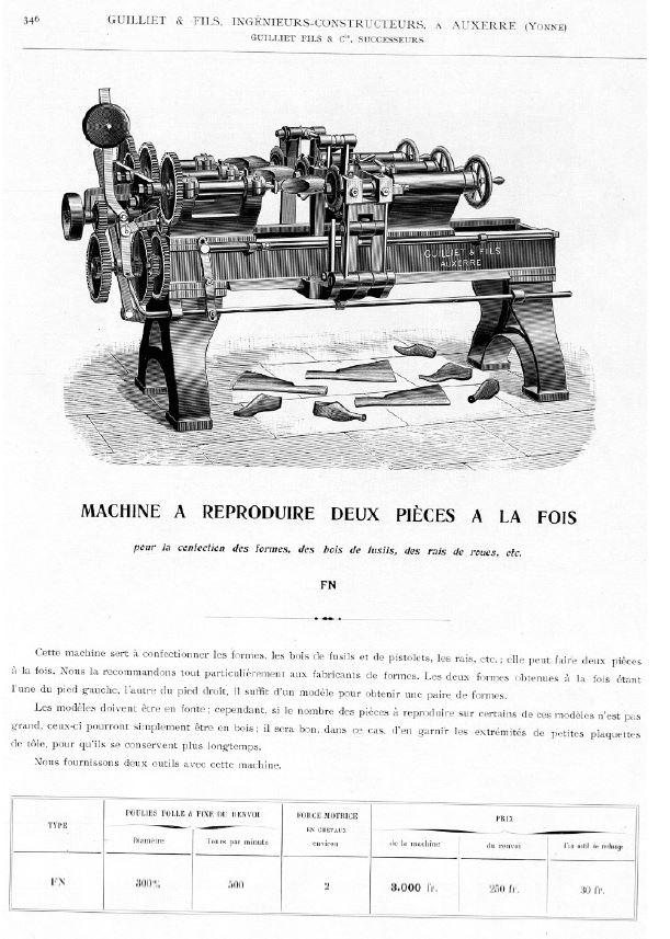 Fabrication d'une machine à copier les crosses (du moins tentative de...) Guilli11