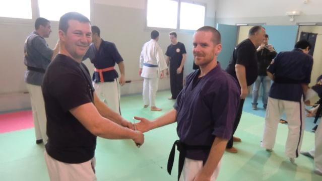 Stage de Small Circle Jujitsu avec Dave Castoldi à Elne les 2 et 3 mars 2013 Cimg1111