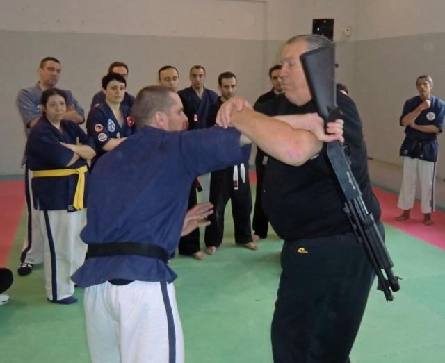 Stage de Small Circle Jujitsu avec Dave Castoldi à Elne les 2 et 3 mars 2013 Ude_ga10