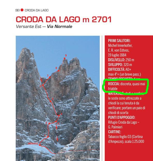 Il primo terzo grado in Dolomiti? Luigi, Santo e la Torre (chiude il Becco) Croda10