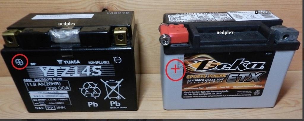 Quelle batterie Ytz14s11