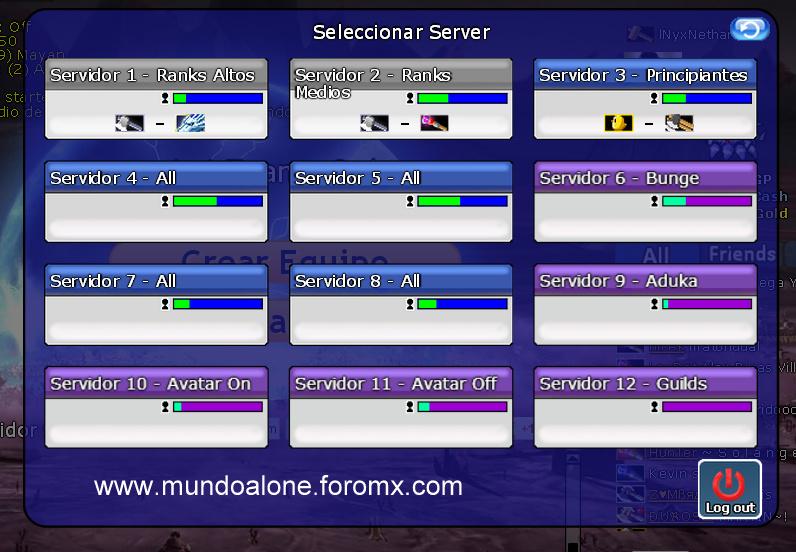 ACTIALIZACION DE LOS SERVIDORES DE DRAGONBOUND 12 /06/13 Actual11
