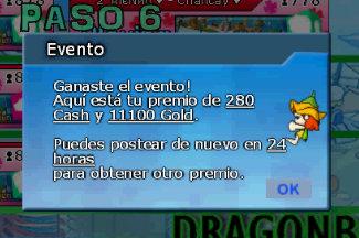 COMO RECLAMAR TU CASH EN DRAGONBOUND SIN PUBLICARLO EN TU PERFIL DE FACEBOOK Dragon16