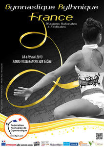 Championnat de France DF DN 2013 à Arnas Champi10