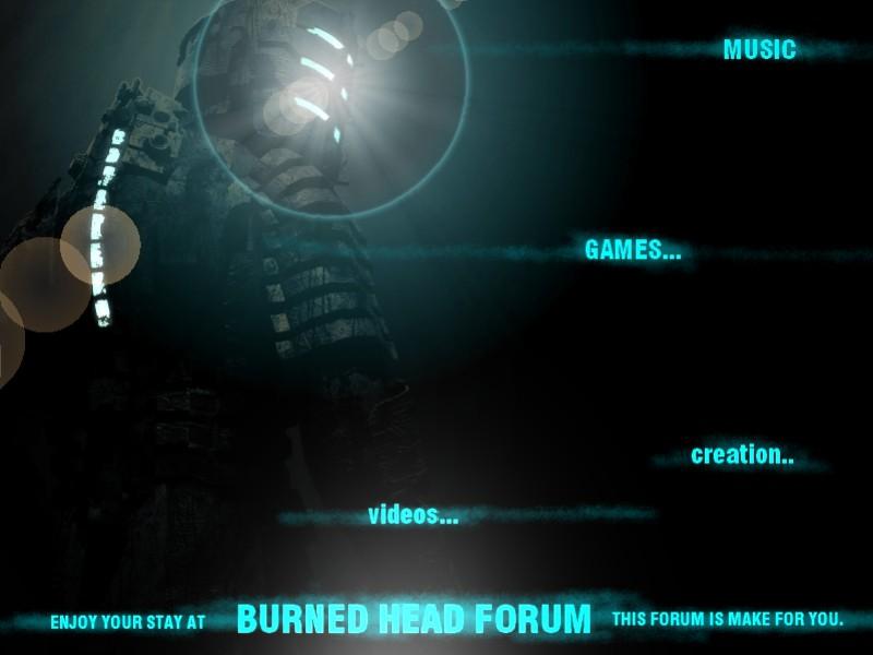 Burned Head Forum