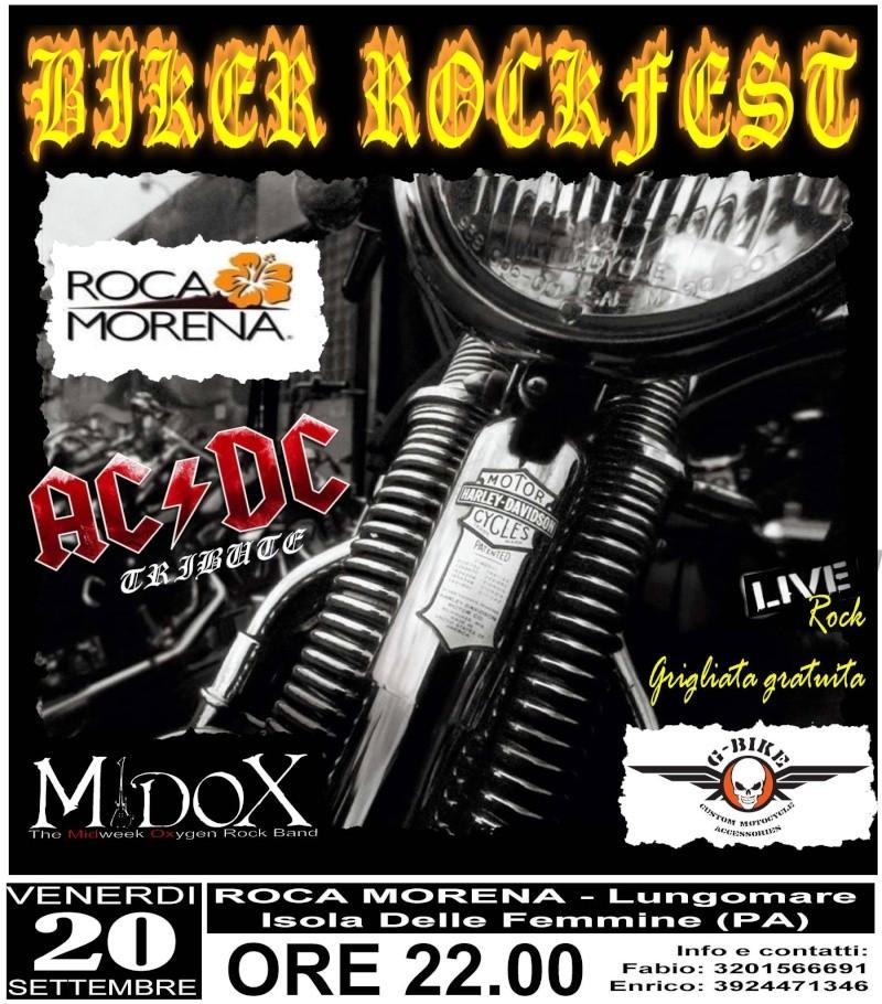 Bikers Rock Fest  20 settembre 2013  -Palermo- Bikers10