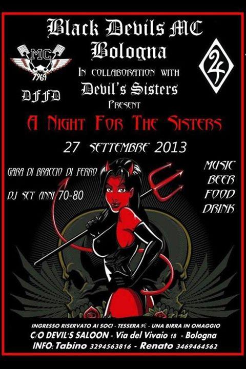Black Devils 27/9/2013 Bologna Bologn10
