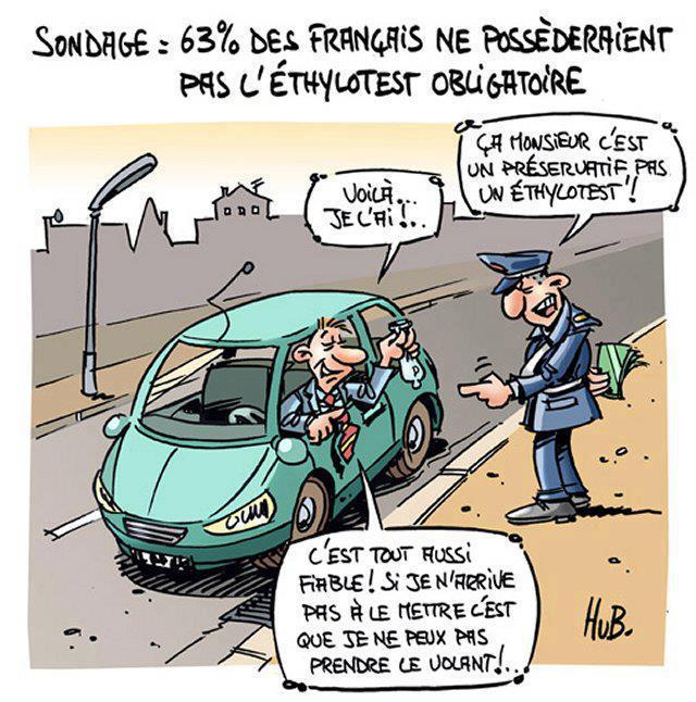histoire drole gendarme