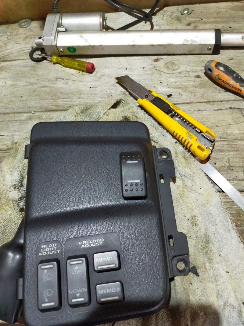 Mon pare brise electrique DIY... Img20271