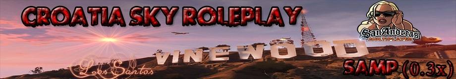 Croatia Sky RolePlay (0.3x)