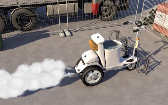 Les nouveautés 2013 en matière de 3 roues  L-201210