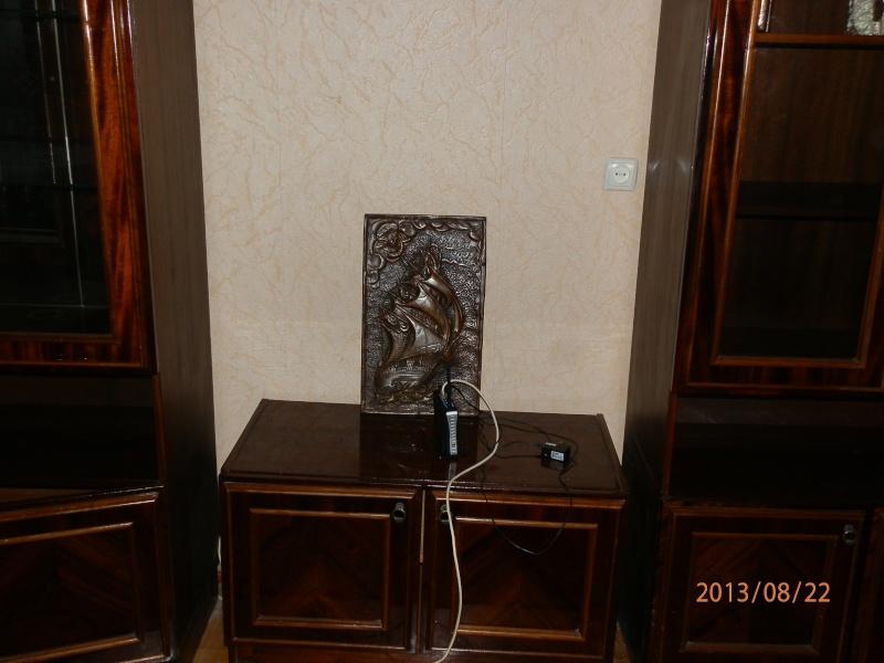 Новая  жизнь в съемной квартире....  P8220036