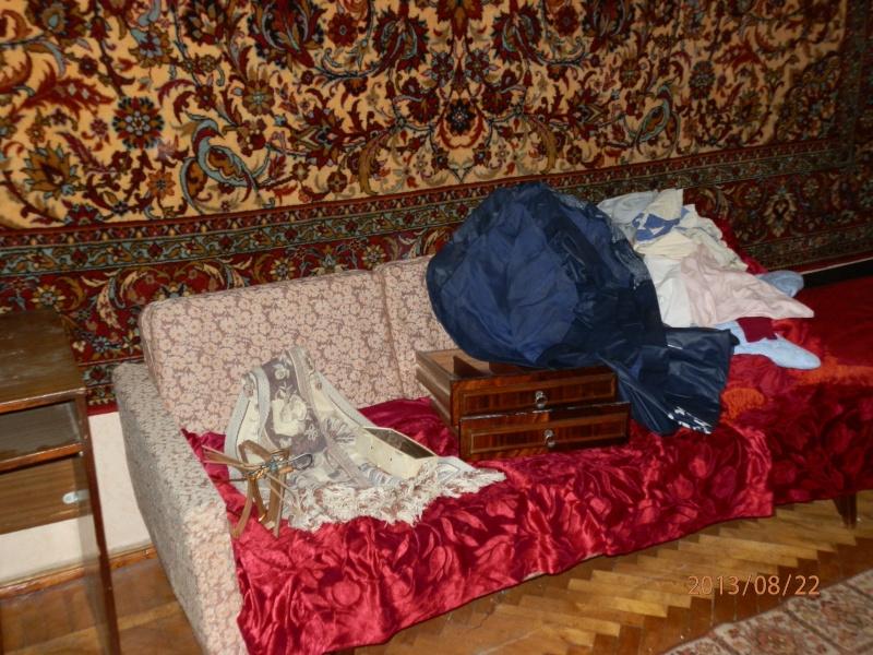 Новая  жизнь в съемной квартире....  P8220037