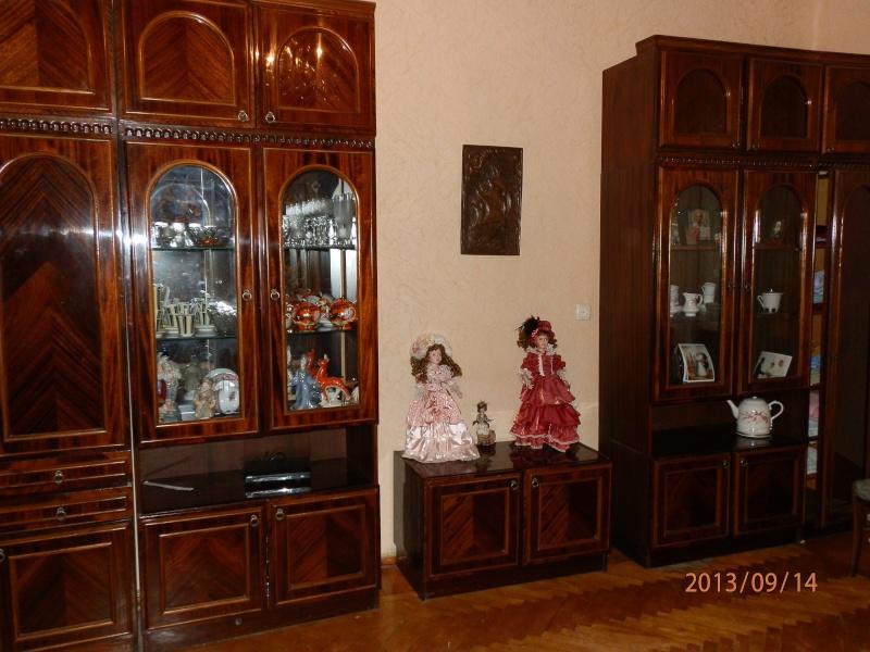 Новая  жизнь в съемной квартире....  P9140016