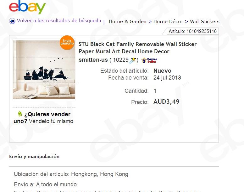 Ebay: Vendedores recomendados y no recomendados - Página 2 Pegati10