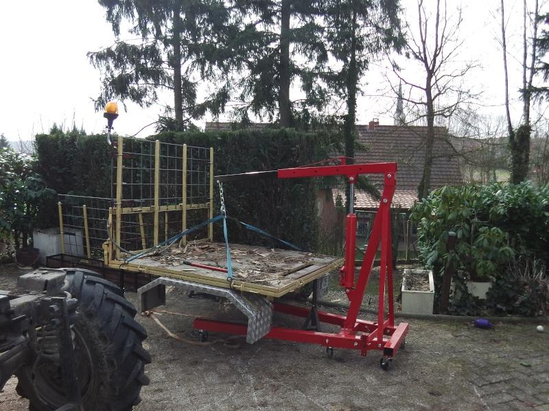 Construction tri benne 00410