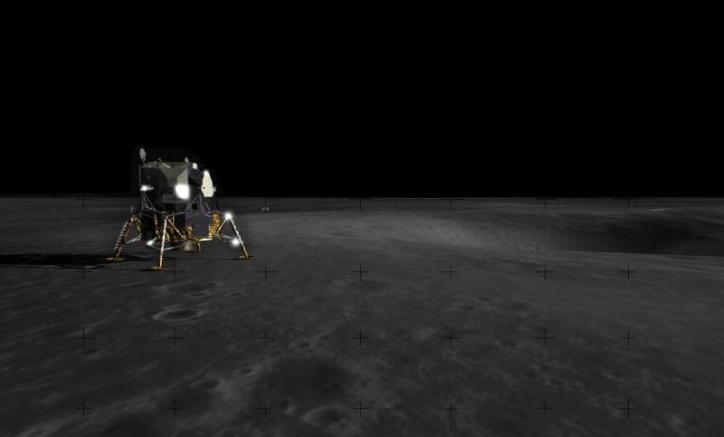 [Video] AMSO (Moon landing) Tranqu10