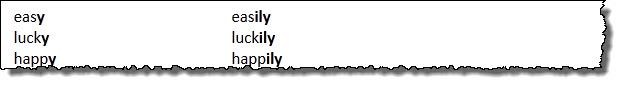 شرح كامل لدرس الظرف Adverbs في اللغة الانجليزية 314