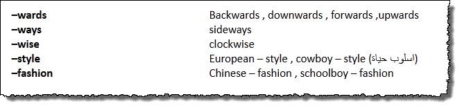 شرح كامل لدرس الظرف Adverbs في اللغة الانجليزية 912
