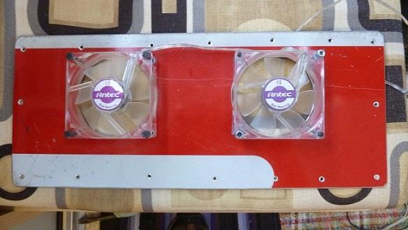 Optimisation du refroidissement frigo 3 voies ... P1100811