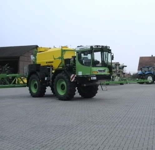 Unimog et MB Trac pour une utilisation agricole dans le monde  - Page 2 Damman14