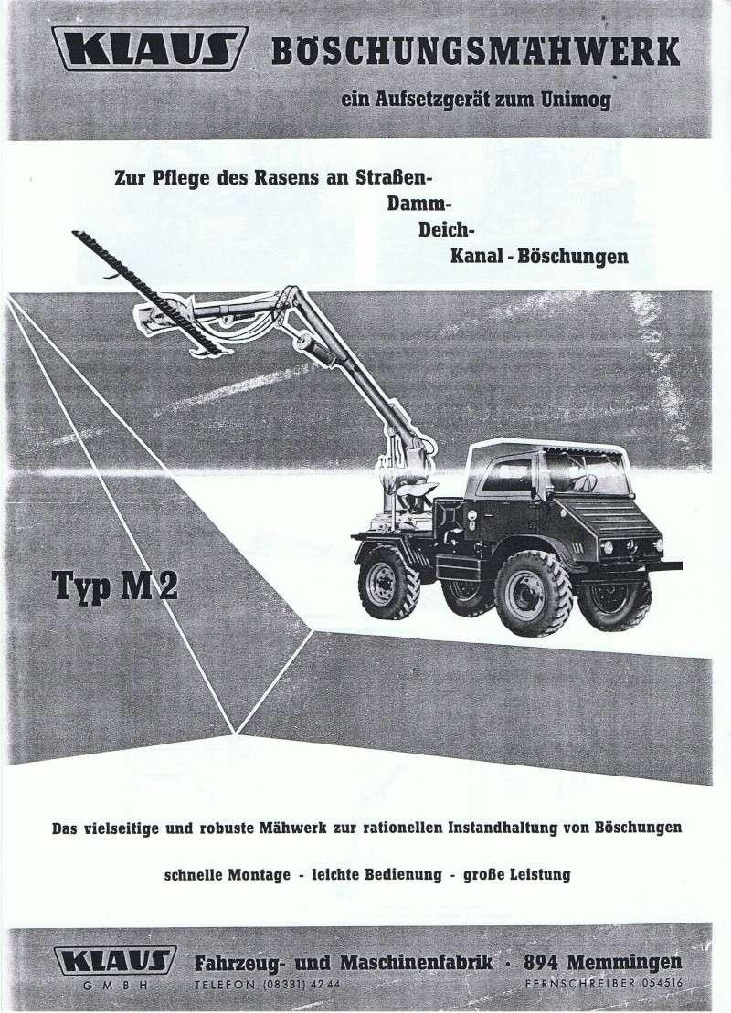 Unimog et MB Trac pour une utilisation agricole dans le monde  - Page 2 Docs_f10