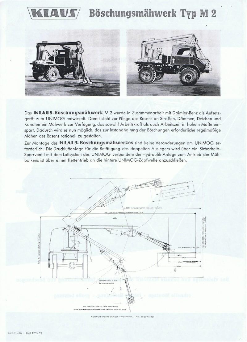 Unimog et MB Trac pour une utilisation agricole dans le monde  - Page 2 Docs_f11