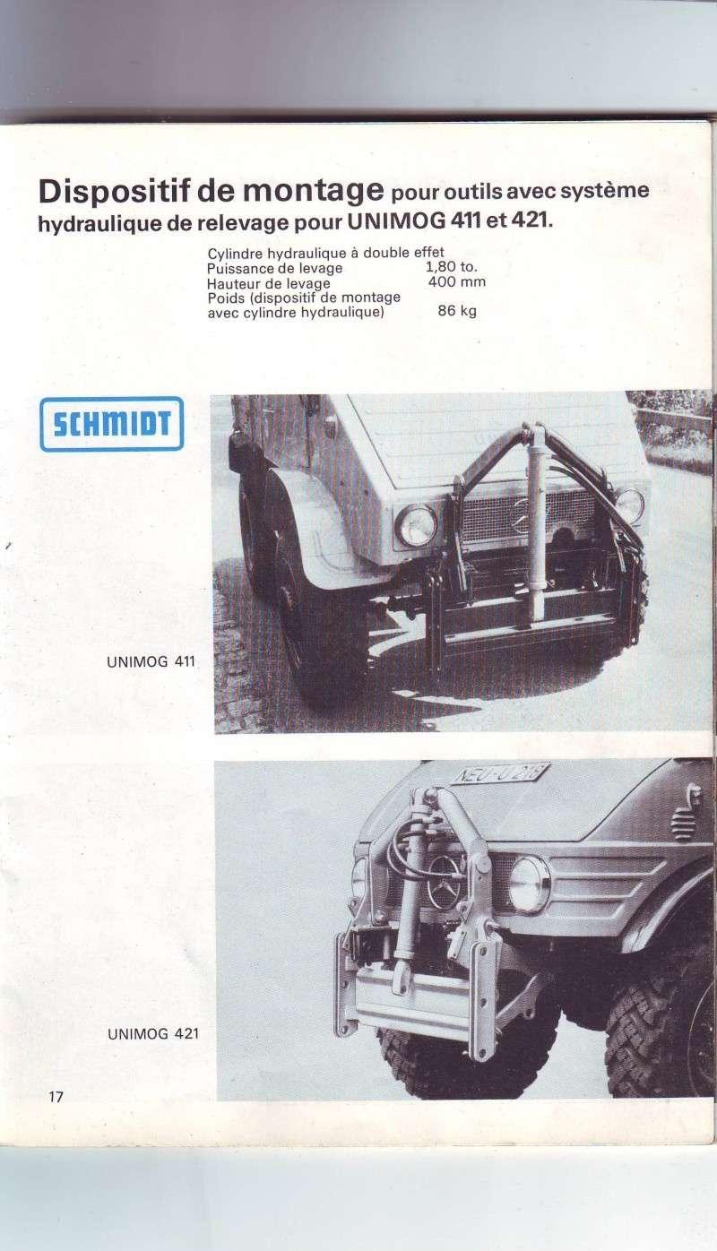 Unimog et MB Trac pour une utilisation agricole dans le monde  - Page 2 Docs_r14