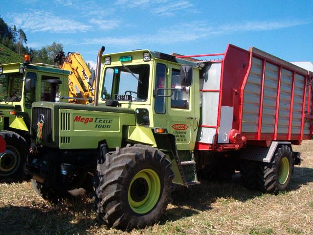 Unimog et MB Trac pour une utilisation agricole dans le monde  - Page 2 Mega_t11