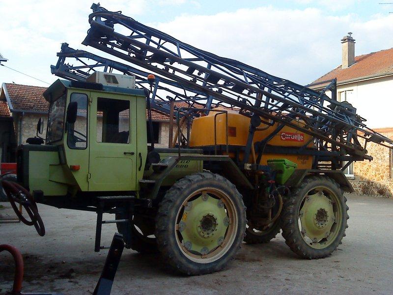 Unimog et MB Trac pour une utilisation agricole dans le monde  - Page 2 Pulva-13