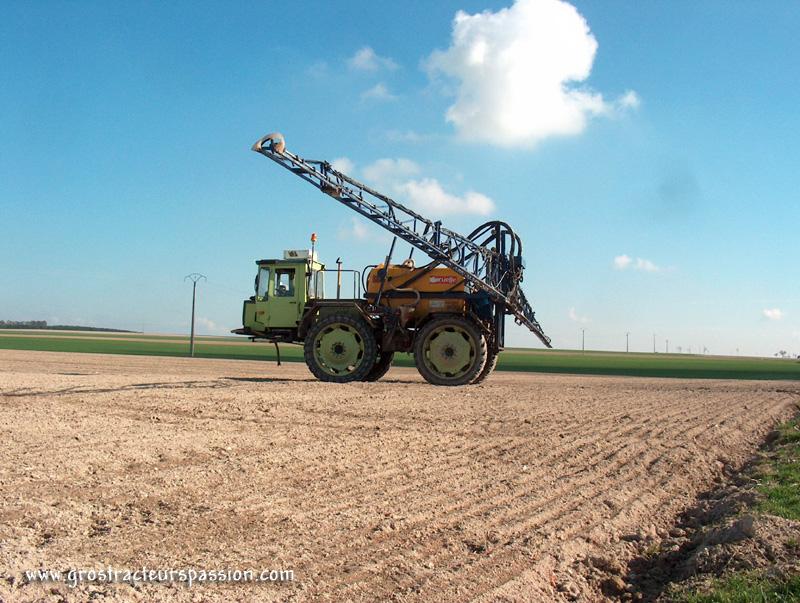 Unimog et MB Trac pour une utilisation agricole dans le monde  - Page 2 Pulva-15