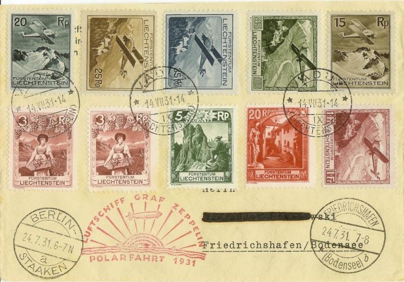 50 Jahre Polarfahrt Luftschiff Graf Zeppelin - Seite 2 Brief_10