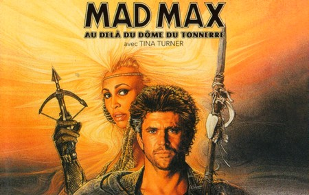 La saga des Mad Max Blu-ra10