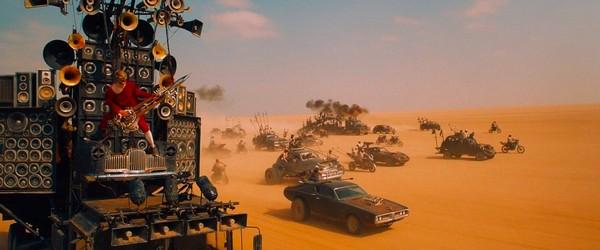 La saga des Mad Max I8103210