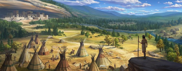 Quiz : What is your native american name ? Native10