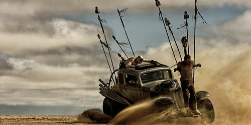 La saga des Mad Max Une-ou10