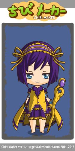Cute Chibi Maker =D Chibim10