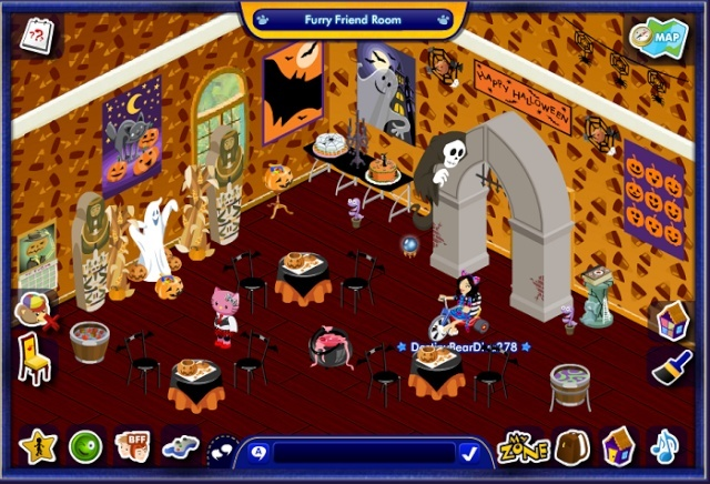 My Bear's Rooms Candyc16