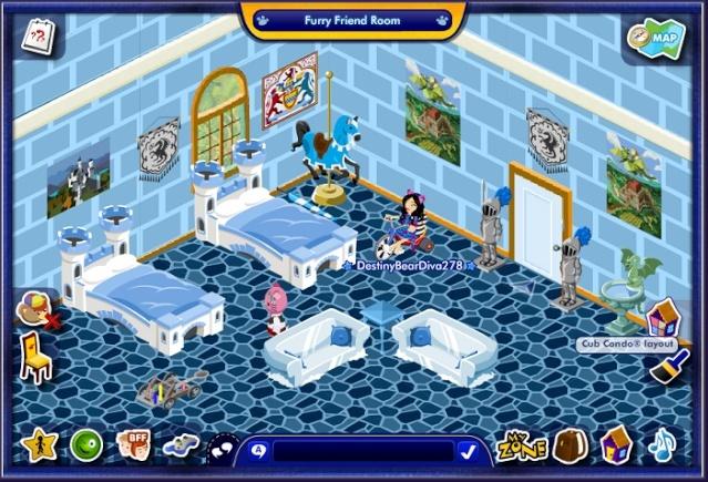 My Bear's Rooms Chocol10