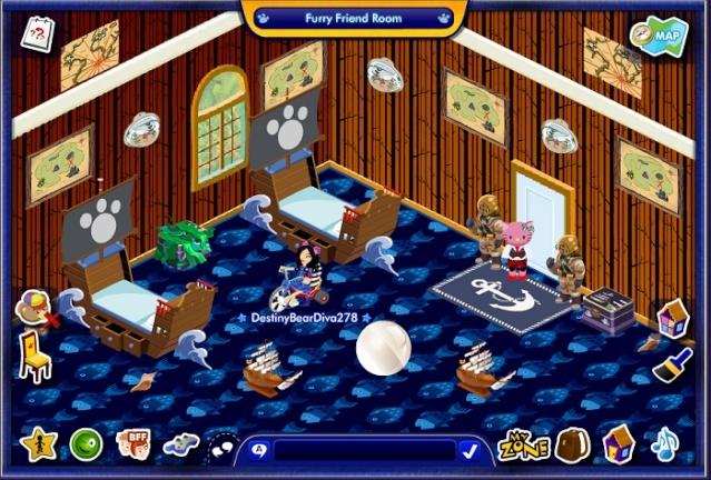 My Bear's Rooms Flower10