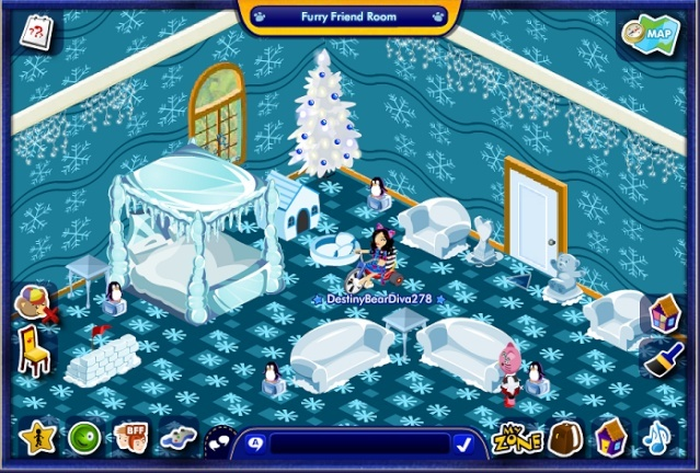 My Bear's Rooms Isabel10
