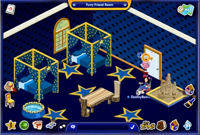 My Bear's Rooms Lavend10