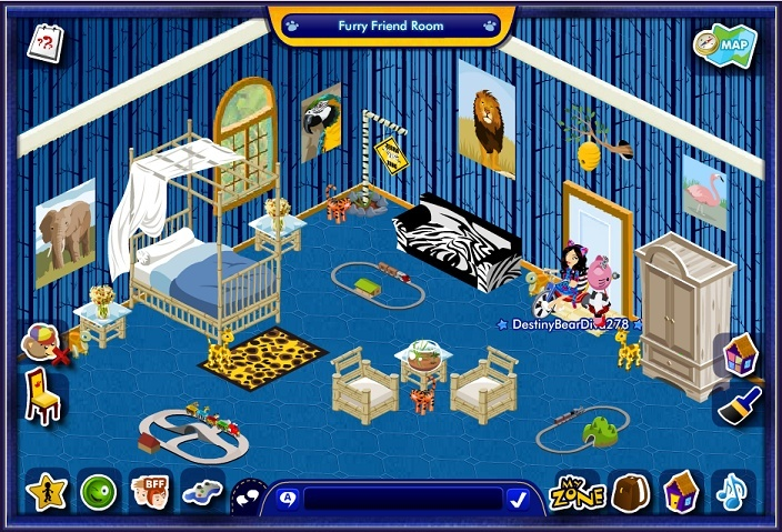 My Bear's Rooms Lily12